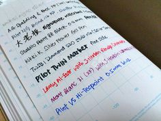 Daycraft MyTravel Notebook - On Fountain Pens, July 2012