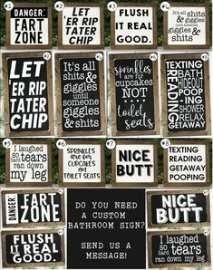 Funny Bathroom Signs Bathroom Wall Decor Kids Bathroom Bathroom Humor Get Naked Sign Toilet Sign Bathroom Signs Nice Butt Sign Funny Bathroom Decor, Bathroom Humor, Bathroom Wall Decor, Small Bathroom, Bathroom Ideas, Kid Bathrooms, Bathroom Quotes, Bathroom Storage, Wall Storage