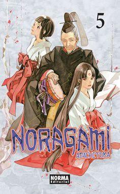 Noragami 5. de Adachitoka.