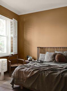 Trendfarben 2021: das eigene Zuhause noch wohnlicher gestalten Interior Paint, Interior Design, Design Interiors, Interior Ideas, Salons Cosy, Deco Luminaire, Neutral Paint Colors, Piece A Vivre, Color Trends