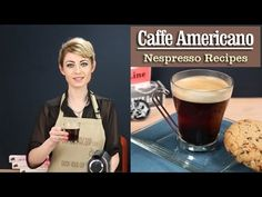 How to Make a perfect Caffe Americano with the Nespresso Machine - recipe by http://www.aromacup.com