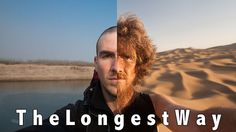 Man Walks Nearly 3000 Miles Through China. His Before & After Photos Will Shock You. The Longest Way - walk through China and grow a beard! In I walked through China - one year, more than All th. Wtf Fun Facts, True Facts, Funny Facts, Random Facts, Crazy Facts, Urumqi, Bad Nenndorf, Selfies, Before After Photo