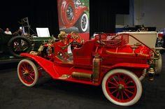 1910 Ford Model T Fire Tender.