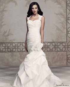 paloma blanca 2013 wedding dresses 4354