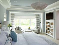 Benjamin Moore Silver Gray - sunroom