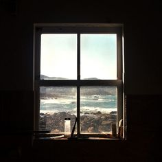 Want to look out the window of my cottage?