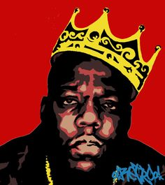 notorious big art - Google Search