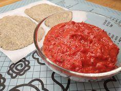 Test és Forma: Pizzaszósz paradicsommentesen hisztaminszegény, IR-barát recept Caviar, Salsa, Fish, Meat, Ethnic Recipes, Pisces, Salsa Music