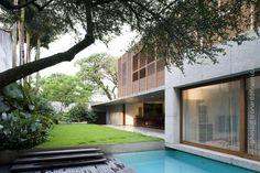 Isay Weinfeld – casa Marrom, São Paulo – BR