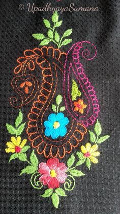 Wonderful Ribbon Embroidery Flowers by Hand Ideas. Enchanting Ribbon Embroidery Flowers by Hand Ideas. Floral Embroidery Patterns, Hand Embroidery Flowers, Hand Work Embroidery, Embroidery Monogram, Hand Embroidery Stitches, Silk Ribbon Embroidery, Hand Embroidery Designs, Embroidery Techniques, Cross Stitch Embroidery