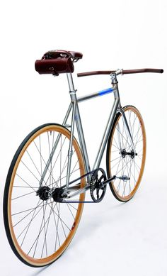 Bike. Clean single speed.