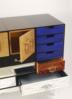 SOHO Sideboard by Boca do Lobo  Modern sideboards, contemporary sideboard, home furniture, luxury furniture, high end furniture, modern furniture ideas http://www.bocadolobo.com/en/soho-collection/sideboards/soho/index.php