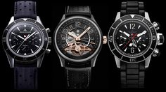 Jaeger-LeCoultre Deep Sea Chronograph Watch