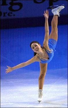 """I didn't lose the gold. I won the silver."" Michelle Kwan (born 1980); figure skater, Olympic Medalist, United States public diplomacy ambassador"