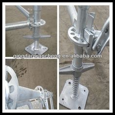 hot-dipped galvanized ringlock scaffolding system $3~$25