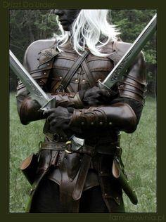 drow armor.  sweeeeeeeeeeeeeet