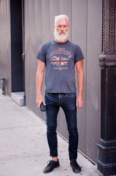 Summer Style in Parkdale: Paul