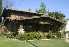 move it out of california and i love it! Old Towne Orange, CA Craftsman Bungalow