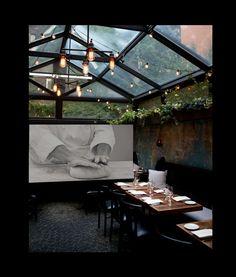 scarpetta dining pavilion toronto fine dining outdoors outdoor