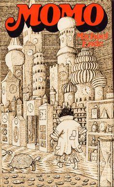 Libro de mi escritor que he leído. Momo: Fantasía, acción, infantil. Escritor: Michael Ende.