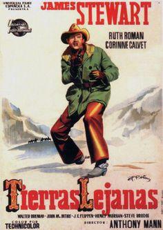 TIERRAS LEJANAS (1954) -Última Parte-