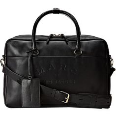 Marc by Marc Jacobs Big N' Boss Briefcase