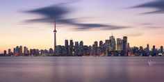 Ghosts Over Toronto by Michael Woloszynowicz on 500px