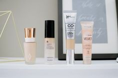 Top 4 Foundations ( at the moment )