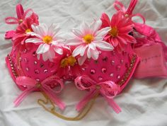perfect daisy bra for edc!