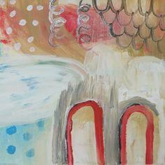 Karl Somers - acrylic on paper Paintings I Love, Torah, Gallery, Paper, Artist, Artwork, Prints, Work Of Art, Roof Rack