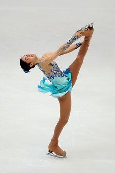 BEIJING, CHINA - NOVEMBER 02:  Haruka Imai of Japan skates in the Ladies Free Skating during Lexus Cup of China ISU Grand Prix of Figure Ska...