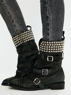 Studded Ryder Boot by: Jeffrey Campbell