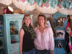 Junk Gypsy in Round Top, Texas with Rachael Ashwell