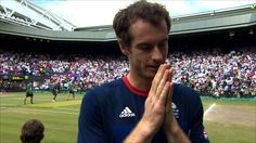 Andy Murray and Roger Federer competed in the men's singles final at Centre Court, Wimbledon today. Click through for the result. (via BBC Sport)