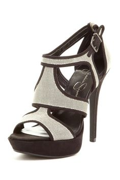 Cant wait til i get these! Bruno Multi-Strap Pump by Jessica Simpson on @HauteLook