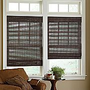 thinking about replacing wood blinds with bamboo shades