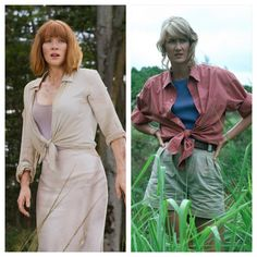 Jurassic World_Jurassic Park Claire and Ellie_Image credit Universal Pictures