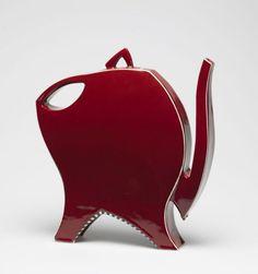 Red Variation Teapot John Glumper Date: 2004