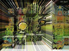 https://flic.kr/p/vDcMcr | Espaço tridimensional abstrato 53
