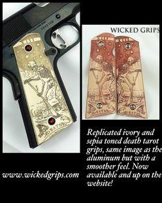 Cigar Cutter, Hand Guns, Wicked, Pistols, Handgun, Witches