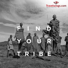 See the world through a different lens. #quotes #TheGreatVacay #masai