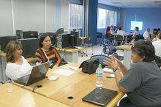 Mesa de trabajo 4. Seminario: Visiones sobre Mediación Tecnológica en Educación. Segunda Sesión, 7 de abril de 2014.