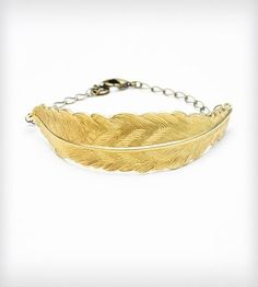 wearing all day every day on my dream weekend trip #dreamweekender  Feather Fly Bracelet by I Adorn U on Scoutmob Shoppe