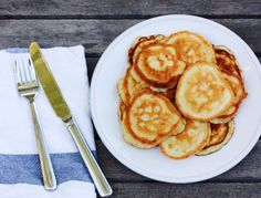 We love these gluten and dairy-free pancakes so much, they've replaced the originals in our kitchen. TIP: Make a large batch, they disappear quickly!