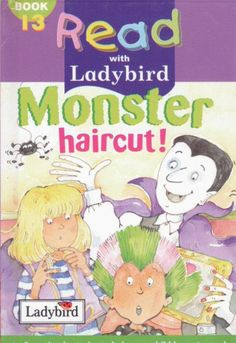 Read With Ladybird Book 13 - Monster Haircut - S/Hand