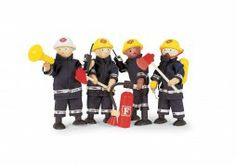 Fire-Fighters Set