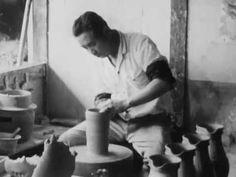 Village Potters Of Onda, Japan - 1966 Educational Documentary - Ella73TV - YouTube