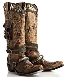Lane Western Boots Womens DD Ranch Frontier Trapper DD9004A