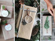 Balení dárků neodmyslitelně patří k Vánocům a tato šikovná žena Vám ukáže pár úžasných a originálních typů jak na to: Inspirujte se i vy! Rustic Christmas, Christmas Wreaths, Christmas Crafts, Driftwood Planters, Homemade Christmas Decorations, Succulents In Containers, Diy Wreath, Holidays And Events, Plant Hanger