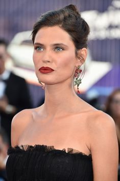 Bianca Balti Photos Photos - Bianca Balti attends the Opening Ceremony and 'Birdman' premiere during the 71st Venice Film Festival on August 27, 2014 in Venice, Italy. - Opening Ceremony at the 71st Venice Film Festival